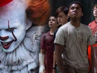 It Movie 2017 Pennywise Losers Club Concept Art Movie Review: It