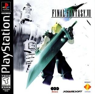 Final Fantasy VII Box Art 1 5 Must Play Playstation 1 Games