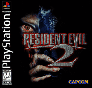 NTSC Resident Evil 2 Cover 5 Must Play Playstation 1 Games
