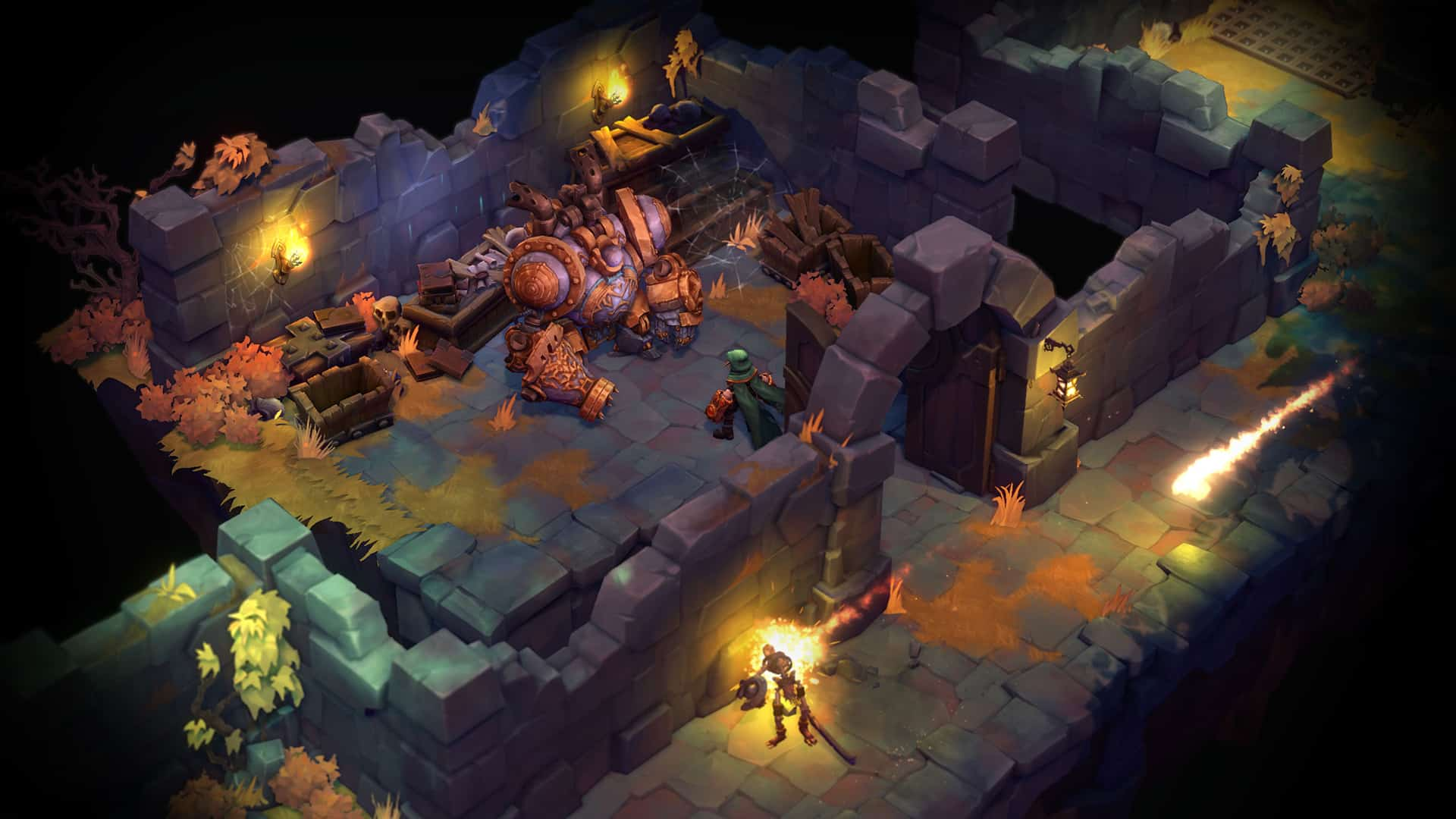 battlechasers5 Game Review: Battle Chasers Nightwar