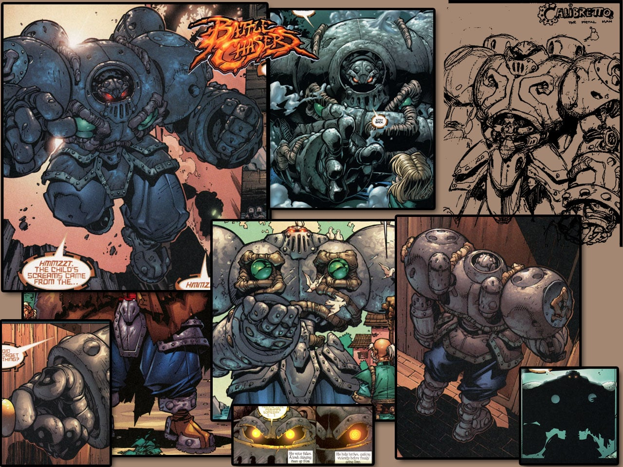 unnamed Game Review: Battle Chasers Nightwar