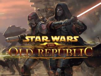 StarWarsTheOldRepublic 604x423 Rian Johnson's New Star Wars Trilogy - The Old Republic?