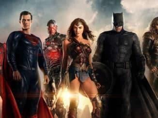 justice league blur effect 229823 Justice League is an Enjoyable Mess