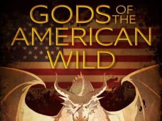 superhero fiction gods of the american wild