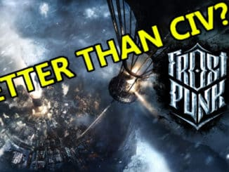 frostpunk2 Game Review - Frostpunk