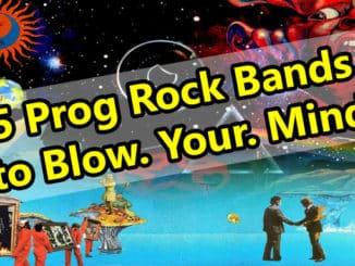 prog Prog Rock 101 - Intro to Prog
