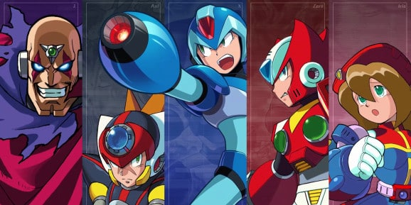Mega Man X: Corrupted - The Unofficial Mega Man X Sequel of Your Dreams? (Shhhhh)