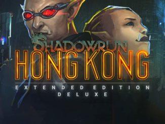 Shadowrun Hong Kong