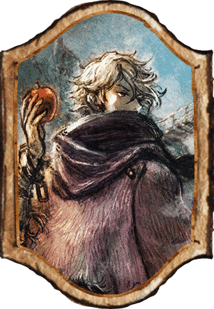 octopath traveler sorcerer therion build