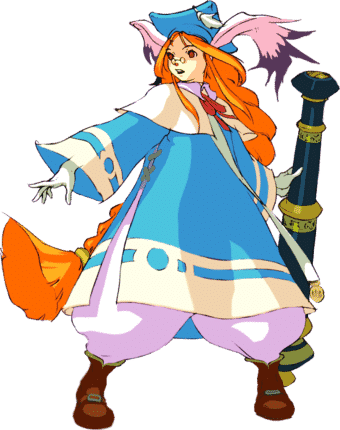 Breath of Fire 3 Best Masters momo