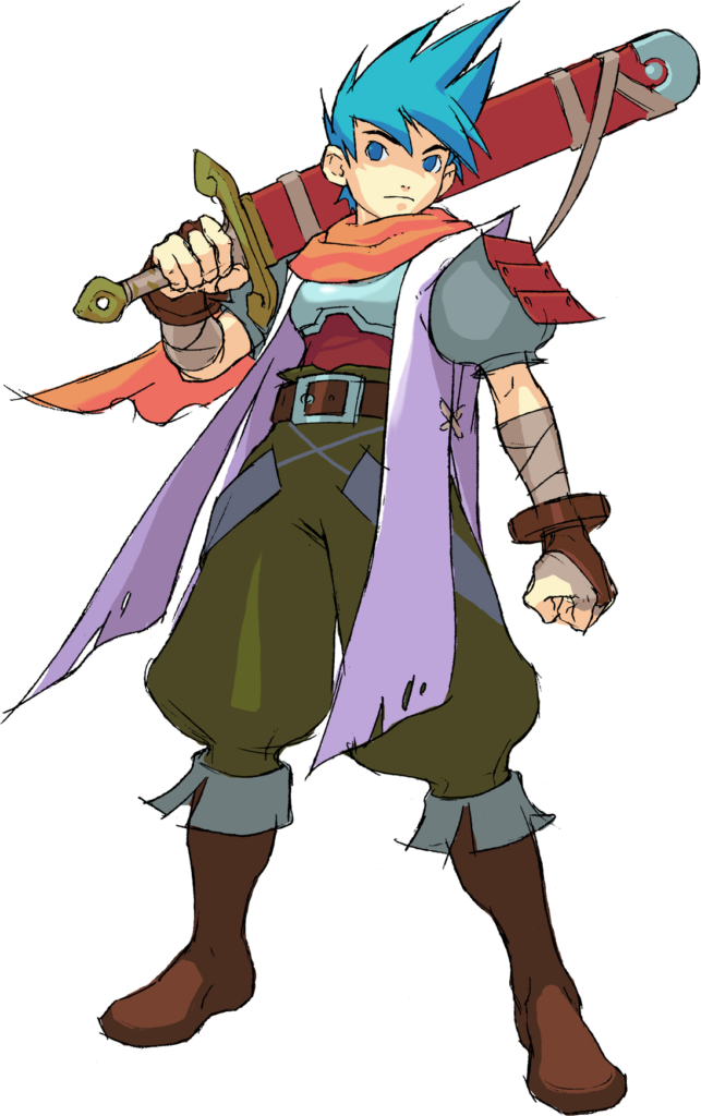 Breath of Fire 3 Best Masters ryu