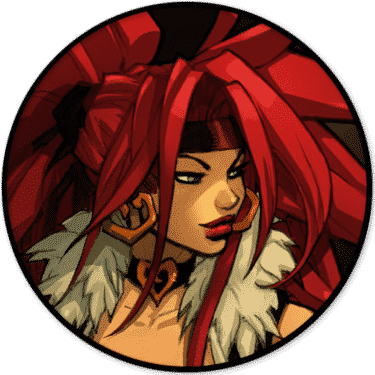 battle chasers best party monika