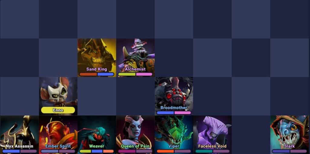 dota underlords best assassin build 2020 meta