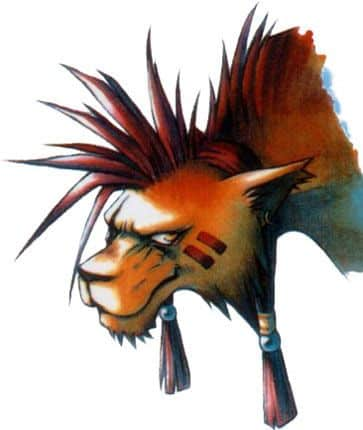 final fantasy 7 red xiii