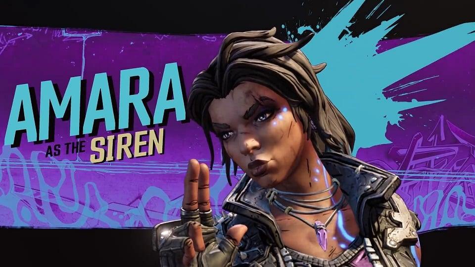 borderlands 3 best character amara