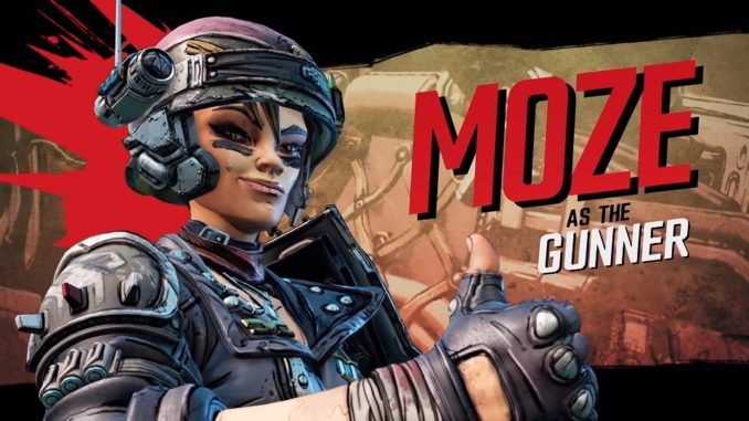 borderlands 3 moze