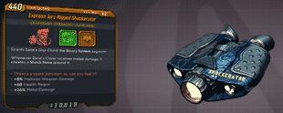 best borderlands 3 zane class mods shockerator
