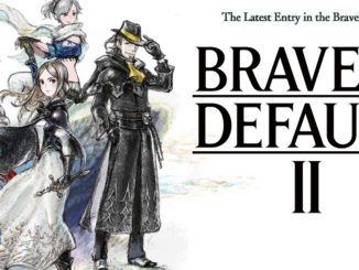 bravely 2 demo Bravely Default 2 Demo Impressions