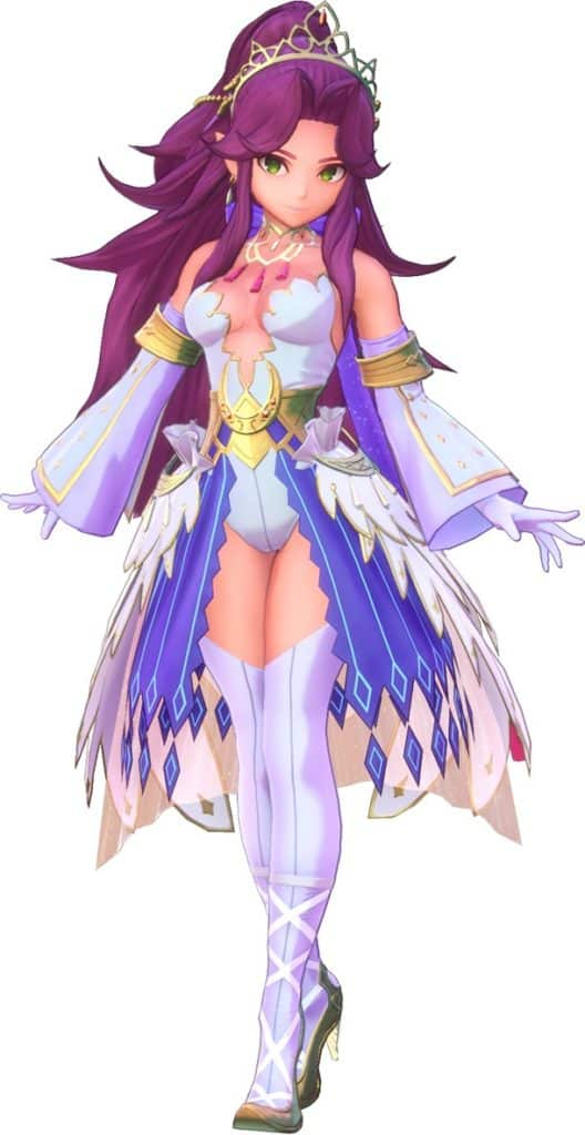 trials of mana remake angela classes mystic queen