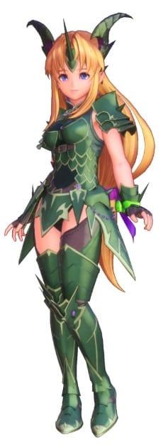 trials of mana remake riesz best class dragon master