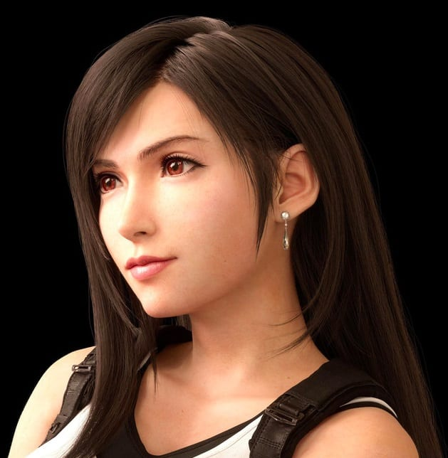 final fantasy 7 remake tifa
