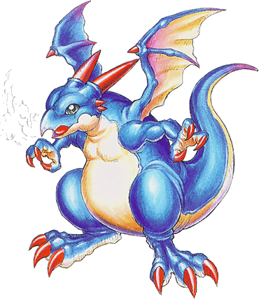breath of fire 3 dragon forms whelp