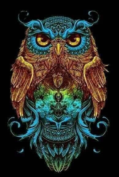 EQS0JFLWoAU1N4 Symbols of Spiritual Nihilism
