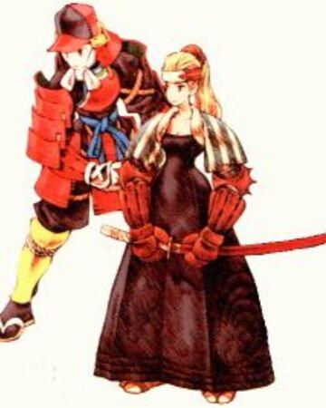 final fantasy tactics samurai class guide