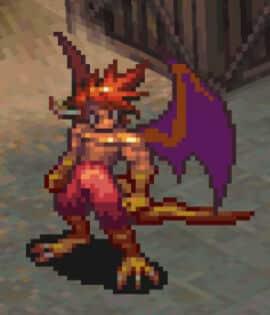 breath of fire 3 dragon forms warrior