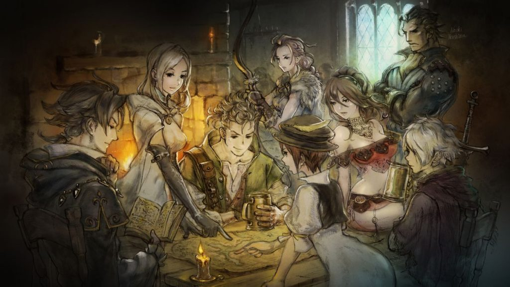 octopath traveler support skills guide
