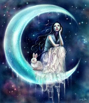 the moon luna spiritual nihilism