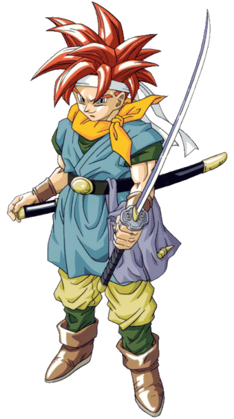 best chrono trigger characters crono