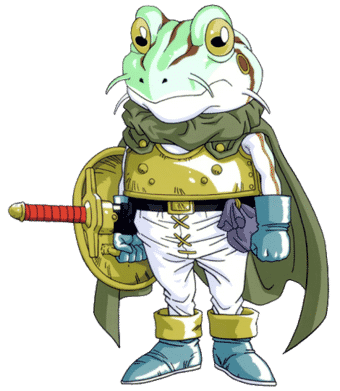 best chrono trigger characters frog