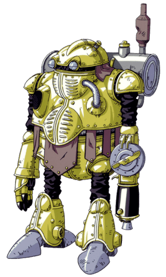 best chrono trigger characters robo