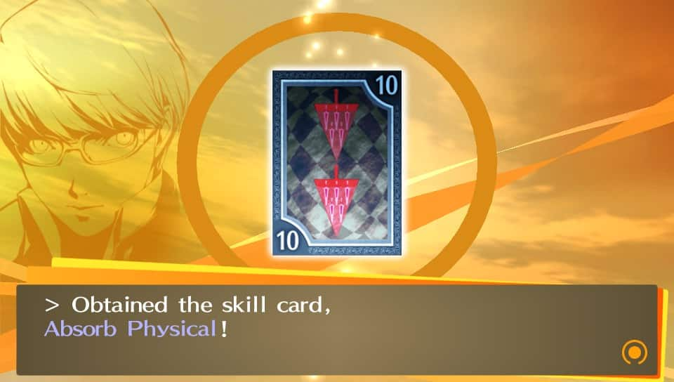 persona 4 golden skill cards