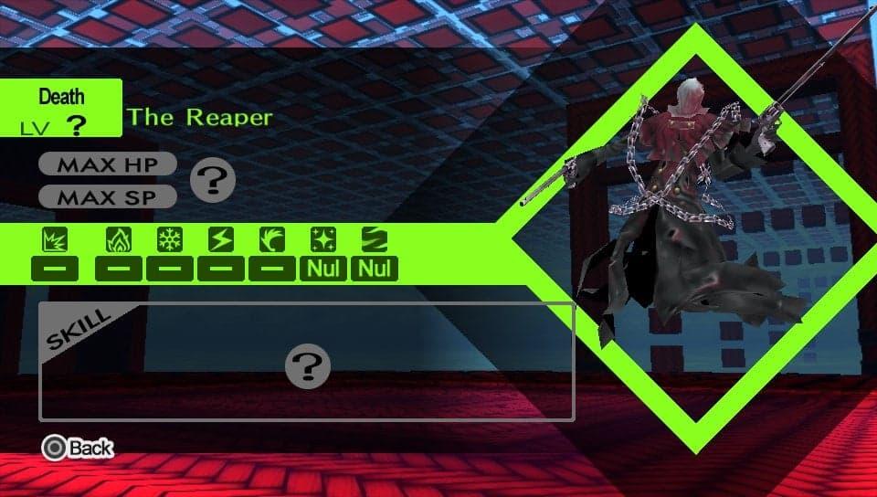 persona 4 golden reaper