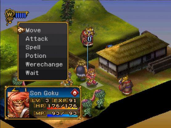fae tactics review saiyuki journey west