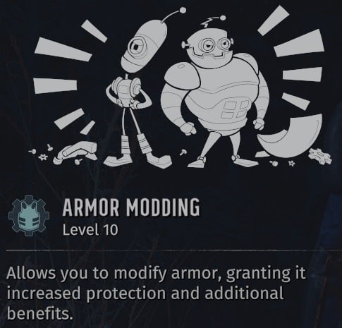 wasteland 3 beginner tips armor modding
