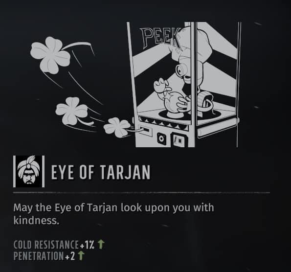 wasteland 3 tarjan tokens eye of tarjan