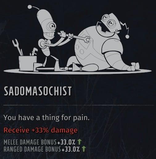 wasteland 3 builds sadomasochist
