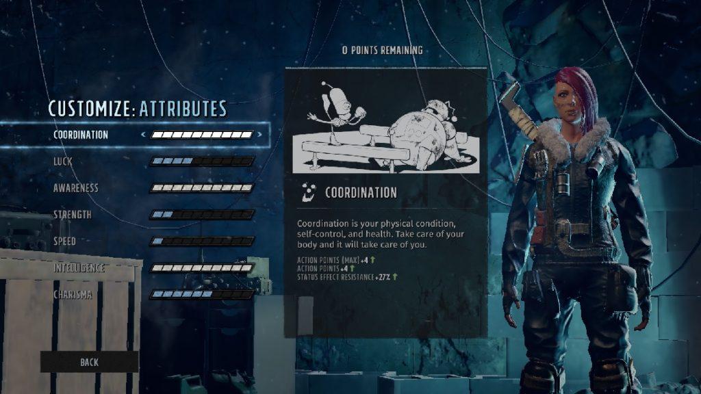 wasteland 3 builds shotgun leader
