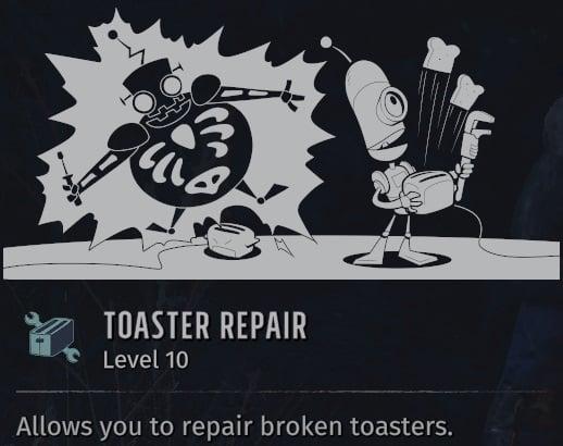 worst wasteland 3 skills toaster repair