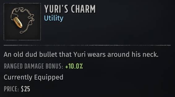wasteland 3 starting characters yuri's charm