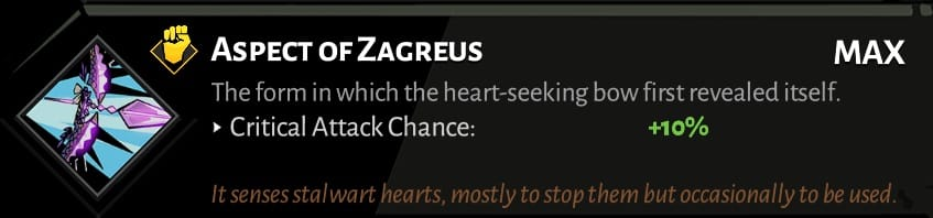 best hades bow aspects zagreus