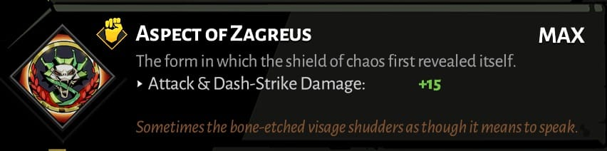 best hades shield aspects zagreus