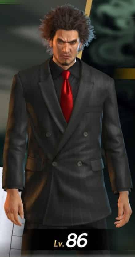 yakuza like a dragon jobs bodyguard