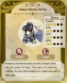 atelier ryza 2 heavy warrior armor