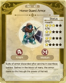 atelier ryza 2 honor guard armor