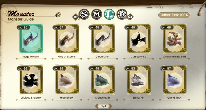 large atelier ryza 2 monsters page 3