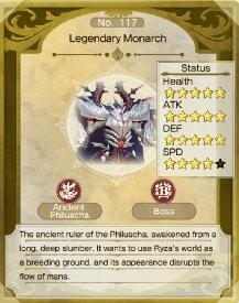 atelier ryza 2 legendary monarch